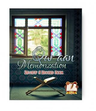 Qur'an Study Record Book