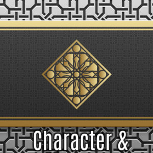 [4] Character & Manners
